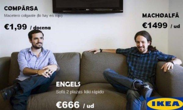 El Tribunal de Cuentas confirma que Podemos pagó parte de su campaña electoral con una cuenta 'chunga'