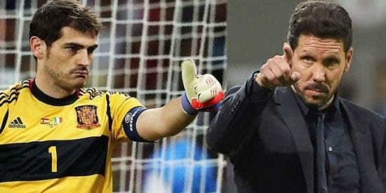 El 'señor Lobo' de Cholo Simeone e Iker Casillas