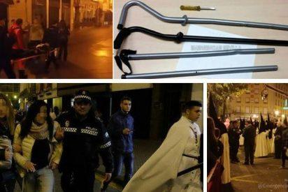 """Ingresan en prisión tres de los ocho detenidos por los disturbios en la """"Madrugá"""""""