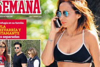 María Patiño se ha puesto unas enormes tetas y ahora luce tipo en las portadas