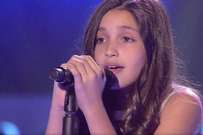 'La Voz Kids' (21.8%) de Telecinco gana la noche al 'Tu cara no me suena todavía' (19.5%) de Antena 3