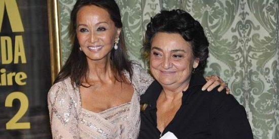 Isabel Preysler y Elena Benarroch rompen su amistad
