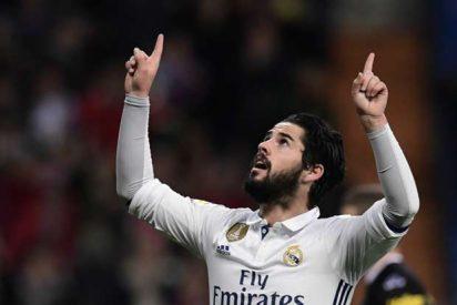 La advertencia de Isco que deja en jaque a James Rodríguez en el Real Madrid