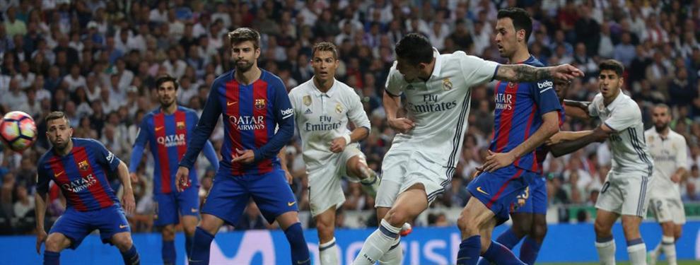 James Rodríguez prepara una bomba final en el Real Madrid para Zidane (y Florentino Pérez)
