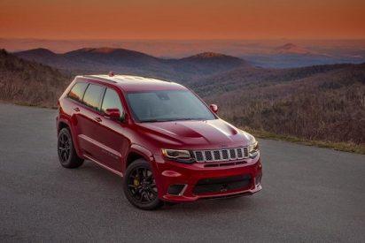Jeep Grand Cherokee Trackhawk, el SUV más rápido de la historia