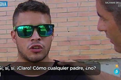 El hijo de Ortega Cano, José Fernando tras su paso por prisión, quiere hacerse cargo de su hijo