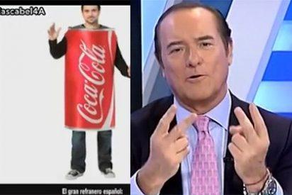 """Antonio Jiménez se parte de risa de 'Espinar Zero': """"¡Viva la coherencia!"""""""