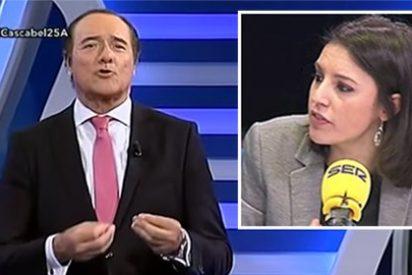 """Antonio Jiménez aplasta a los podemitas por el intento de golpe en la SER: """"¡Son absolutistas y totalitarios!"""""""