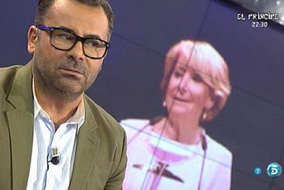 """Rabieta incontrolable de Jorge Javier Vázquez contra Esperanza Aguirre: """"Ya nos tiene hartos. La ha matado su soberbia"""""""