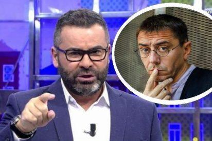 'Sálvame': Jorge Javier Vázquez afirma que Monedero no da audiencia, sólo está de relleno