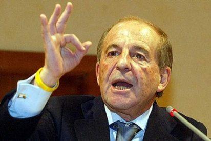 José María García llama 'lametraserillos' a los dirigentes de la SER, en sus propios micrófonos