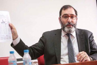 El juez Eloy Velasco, instructor de la 'operación Lezo', ya se ha puesto a largar como un descosido