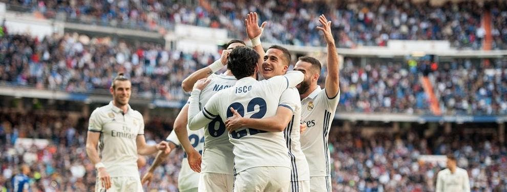Jugadores del Barça destapan un secreto que liquida a un crack del Real Madrid