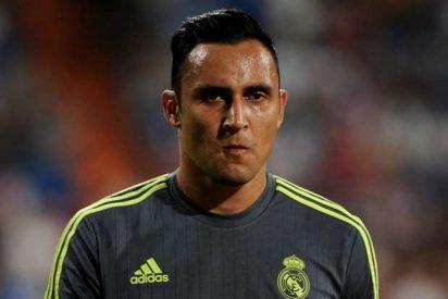 ¡Bomba! La inesperada oferta que ha llegado al Madrid por Keylor Navas