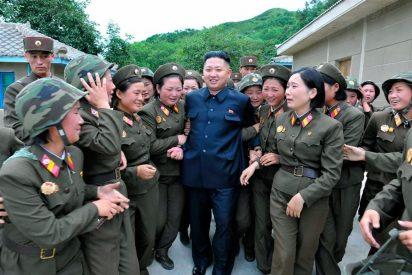 Reaparece la esposa de Kim Jong-un tras un año en las sombras