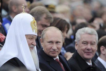 Putin reivindica la labor de la Iglesia ortodoxa en su mensaje de Pascua