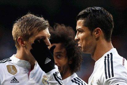 El Real Madrid viaja a La Coruña sin Cristiano Ronaldo ni Toni Kroos
