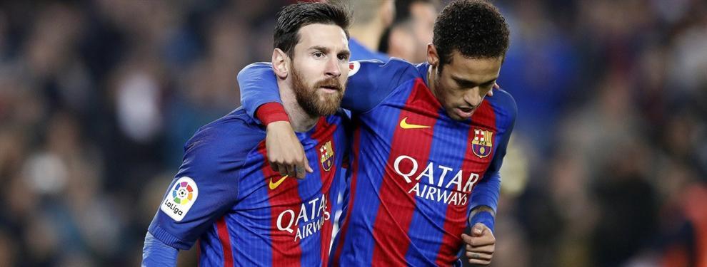 La conspiración de Neymar para cargarse a un amigo de Messi en el Barça