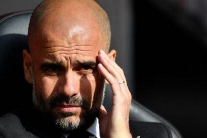 La 'estocada' más grande y bestial a Pep Guardiola viene de la portería (y no con Bravo)