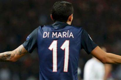 La estrategia del PSG para fastidiarle el fichaje de Di María al Real Madrid