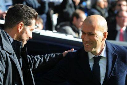 La extraña jugada de Zidane para engañar a Simeone que le acabó saliendo bien