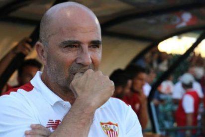 La 'gran mentira' en el contrato de Jorge Sampaoli con el Sevilla que agita a la AFA
