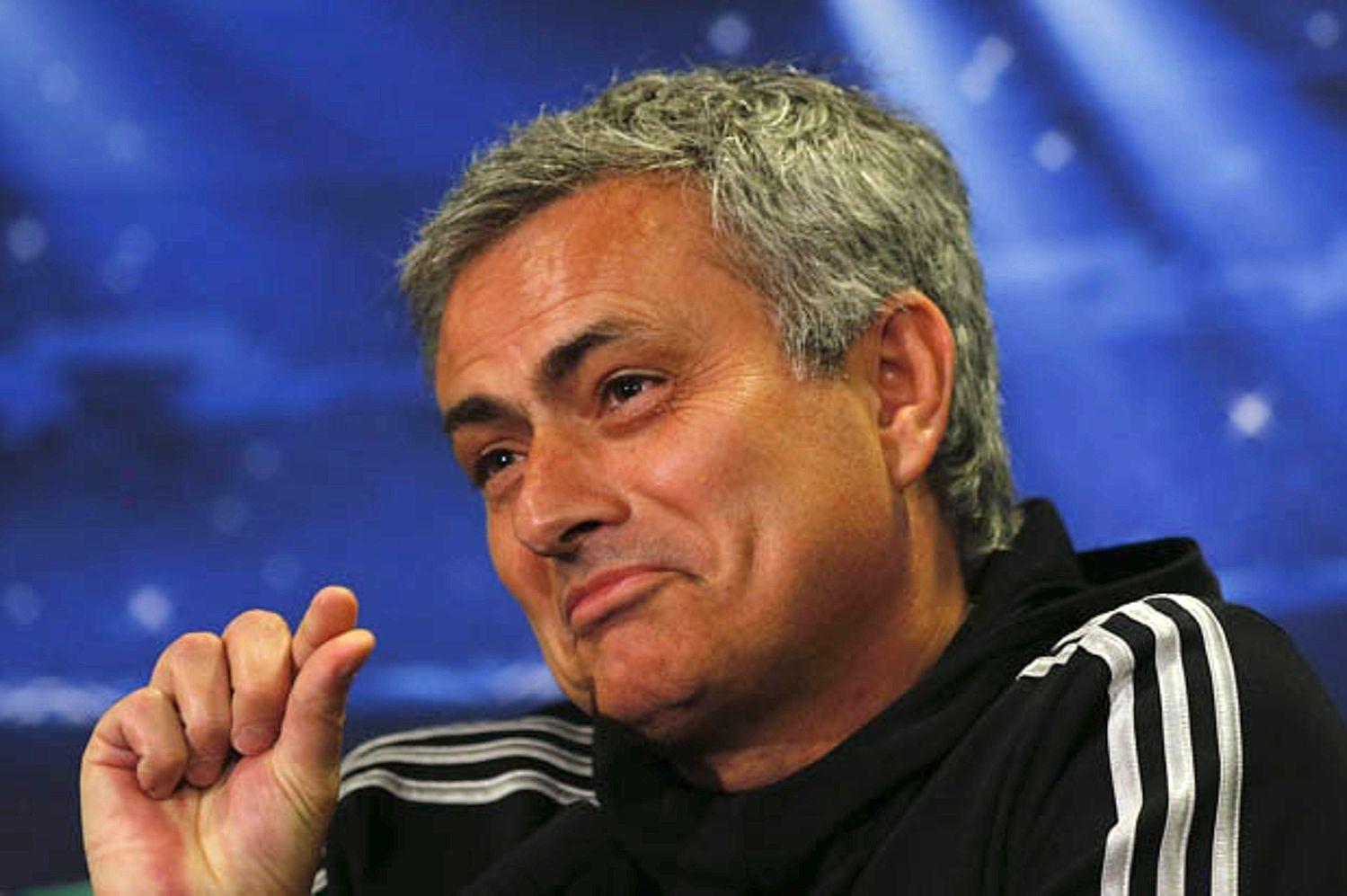 Mourinho le mete un 'golazo' a Florentino Pérez con De Gea ('zasca' del portero del United)