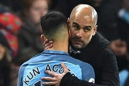 La nueva estrategia de Guardiola para 'cargarse' al Kun Agüero en el City