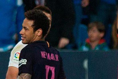 ¡La 'rajada' de Luis Enrique tras inmolarse en Málaga! (y la 'bomba' a punto de estallar de Neymar)
