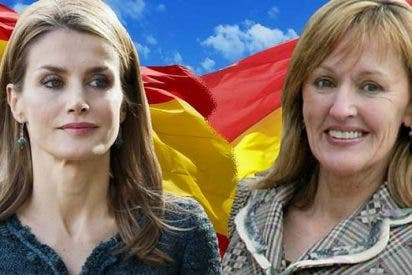 La tía de la Reina Letizia pide la abolición de la monarquía