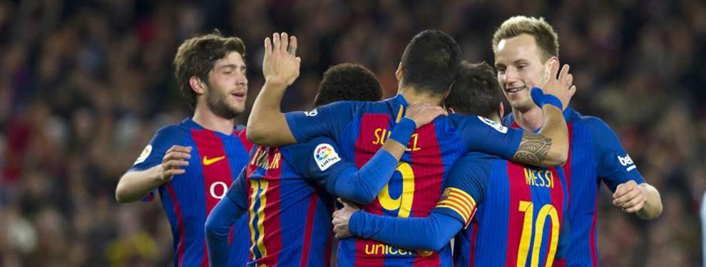 La última bronca en el Barça llega al vestuario del Real Madrid por Whatsapp