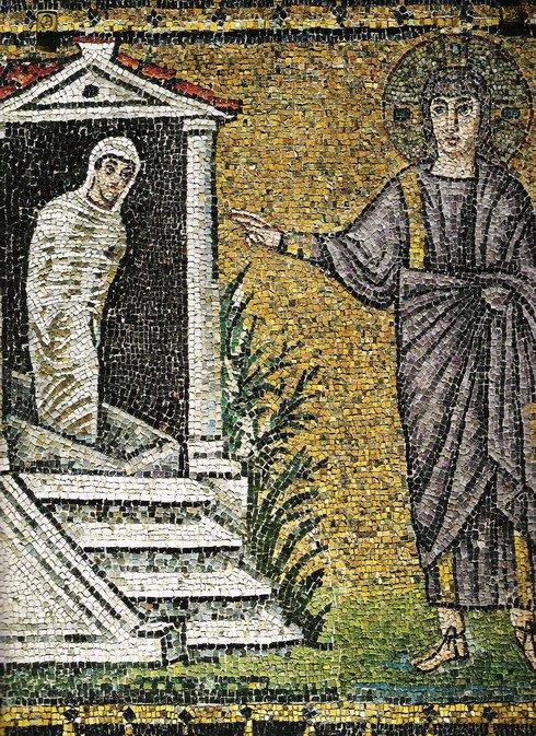 Dejad que Lázaro se marche dignamente hacia la Vida