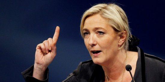 Marine Le Pen abandona la presidencia del Frente Nacional de cara a la segunda vuelta electoral
