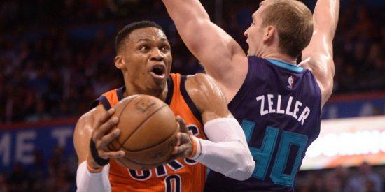 Russell Westbrook iguala el récord de 41 'triples-dobles' en una temporada