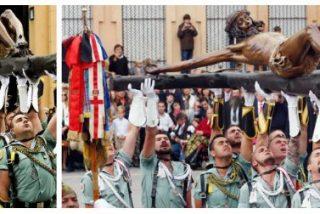 La Legión y su Cristo crucifican a Podemos con un repaso monumental