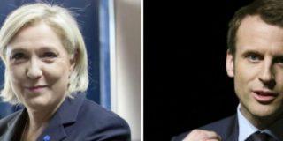 Le Pen gana en Francia y competirá en segunda vuelta con Macron por la presidencia de Francia