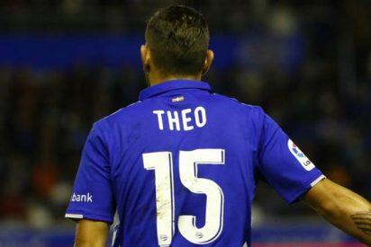 Lo que Florentino Pérez le dijo al presidente del Atlético sobre Theo Hernández