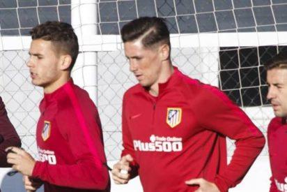 Lo que Simeone le ha contado a Fernando Torres sobre su futuro