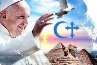 """Francisco: """"Nuestro mundo, desgarrado, necesita valientes constructores de la paz"""""""
