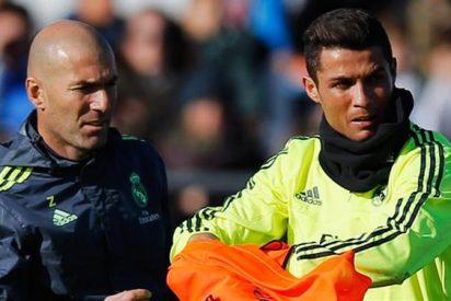 Los jugadores del Madrid que ponen a Zidane entre la espada y la pared con Cristiano Ronaldo
