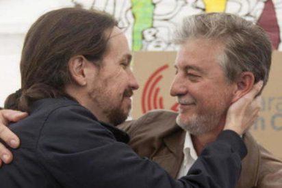 Este prenda de Podemos, adicto a la gomina, es el alcalde más tonto de España