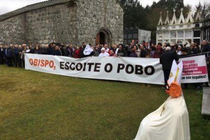 Vecinos de Friol y Guitiriz, ignorados por el obispo de Lugo