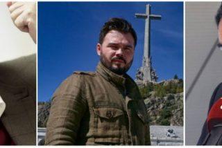 Federico machaca a Pedrojota por sacar a pasear a Rufián al Valle de los Caídos