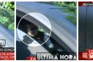 ¡Qué casualidad! laSexta llega casi con la Guardia Civil a detener a Ignacio González