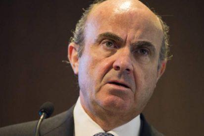 Luis de Guindos: La cifra de negocios de las empresas sube en España un 5,6% en febrero de 2017
