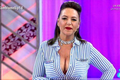 'Cámbiame VIP': Lydia Lozano se toma a pecho su transformación