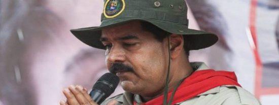 """[VÍDEO] El diabólico Maduro cuando era monaguillo: """"Mi mamá quería que fuera Papa"""""""