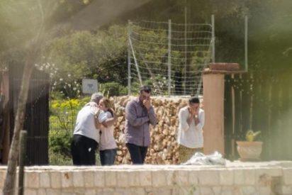 Ahorca a su hija de 18 meses y se suicida en Mallorca ¡porque su marido la iba a dejar!