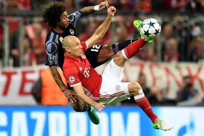 Real Madrid 1x1: Cristiano Ronaldo puso los goles y Benzema, la clase
