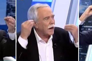 """Marhuenda y 'Chani' abroncan a Encinas por su odio al PP: """"¡No nos tomes por tontos, tú quieres que se disuelvan!"""""""